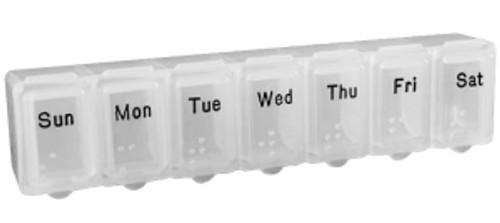 Classic Small 7-Day Pill Organizer