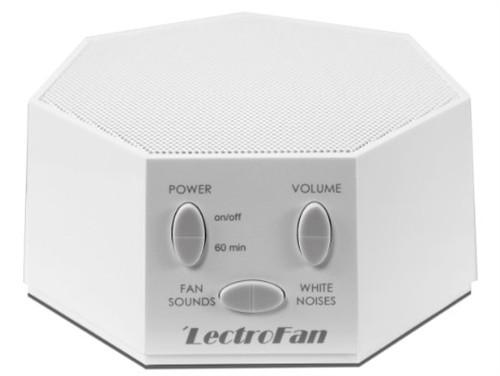 LectroFan White Noise Fan Machine