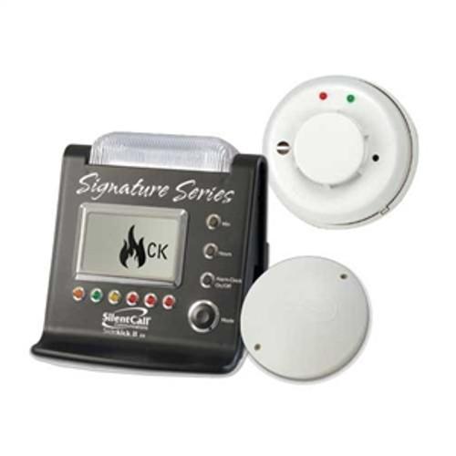 SILENT CALL Signature Series Fire Alerting Kit
