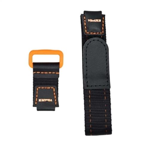 Global VibraLITE MINI Orange-Black Replacement Watch Band