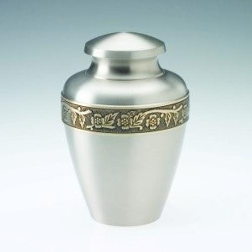 Silver Vase Urn