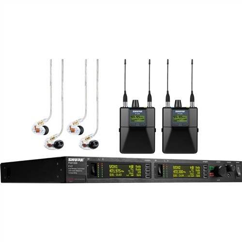 Shure PSM®1000 Wireless System