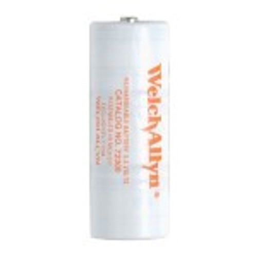 Welch Allyn 3.5V NiCad Rechargeable Battery (coded orange)