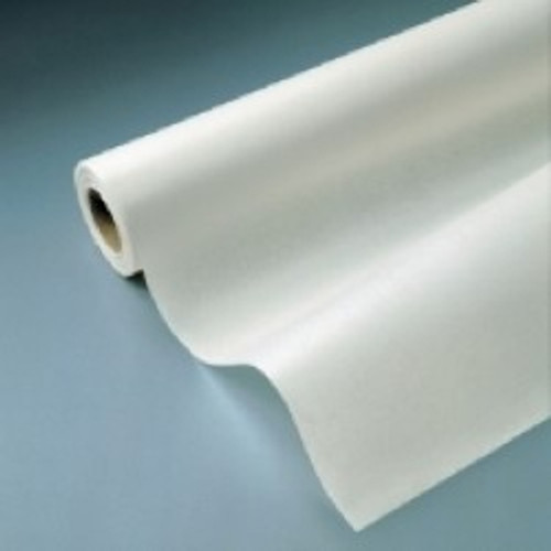 Exam Table Sheeting - White Color - 20in Wide, 225 ft Roll