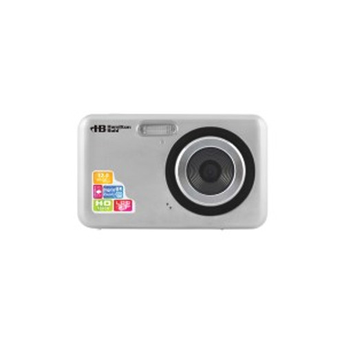 """HamiltonBuhl 12MP Digital Camera with Flash and 2.7"""" LCD"""