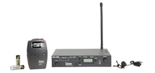 Wireless RF Microphone System (72 MHz)