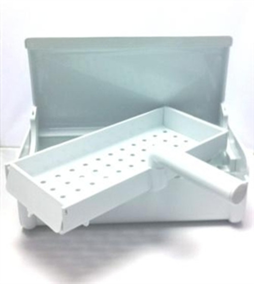 Audiologist's Choice 3-part Soaking Tray