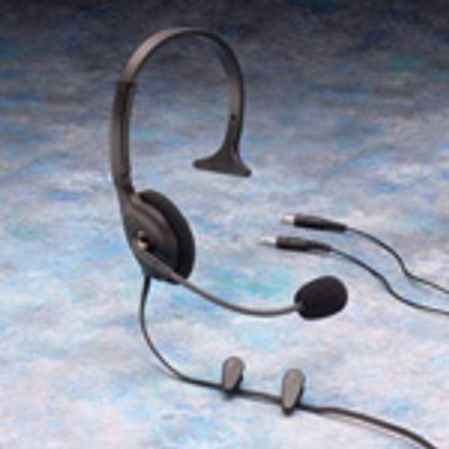 Headset Microphone with 2 plugs for use with Digiwave