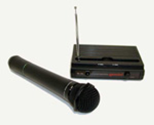 Hand-Held Style Wireless Microphone