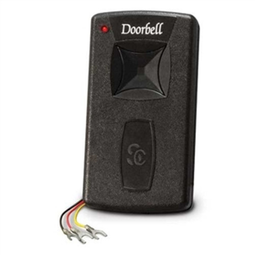 Silent Call Doorbell Transmitter with Remote Button
