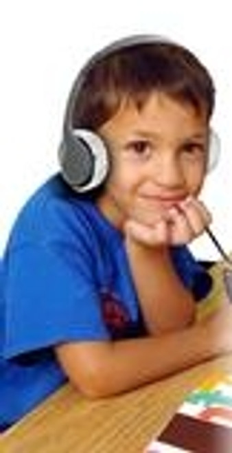 Small Hygenx25 Sanitary Covers for Standard Headphones for Kids