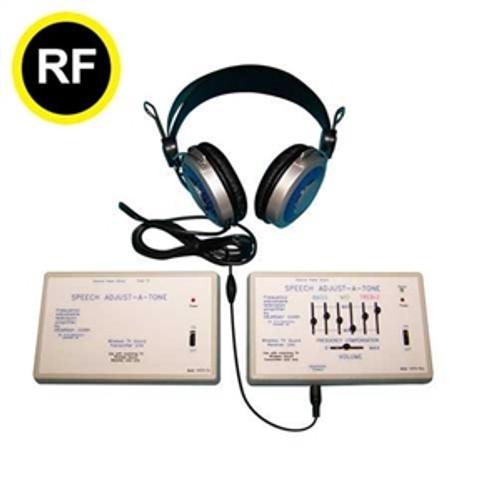 HGTV Speech Adjust-A-Tone TV Listening System