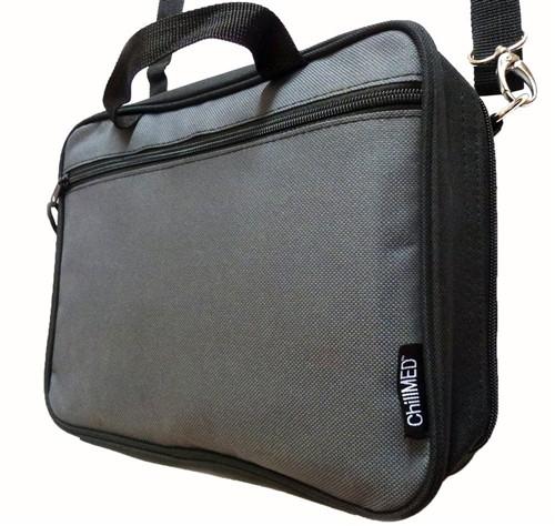 ChillMED Premier Diabetic Travel Bag w/ Shoulder Strap