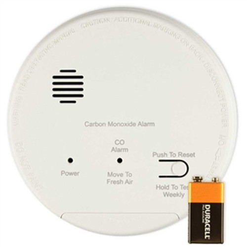 Gentex GN-503F Hard Wired Smoke & Carbon Monoxide Alarm with Backup