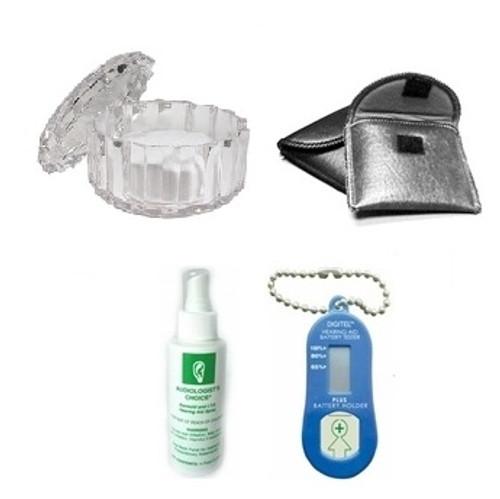 LIBERTY AIDKIT - Hearing Aid & Earmold Maintenance Kit