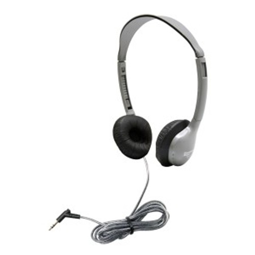 HamiltonBuhl SchoolMate Personal Stereo Headphone with Leatherette Cushions