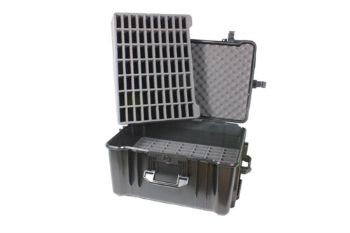 Williams Sound 140 Slot Heavy Duty Carry Case for PPA and Digiwave Receivers and Transmitters