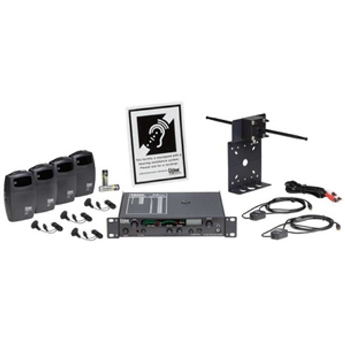 LS-23 Professional Installation System by Listen Technologies