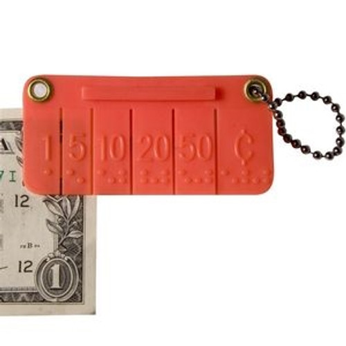 Paper Money Braille Labeling Tool