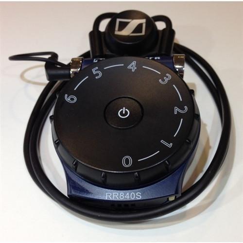 Sennheiser Set 840s Rf Tv Listening System Receiver