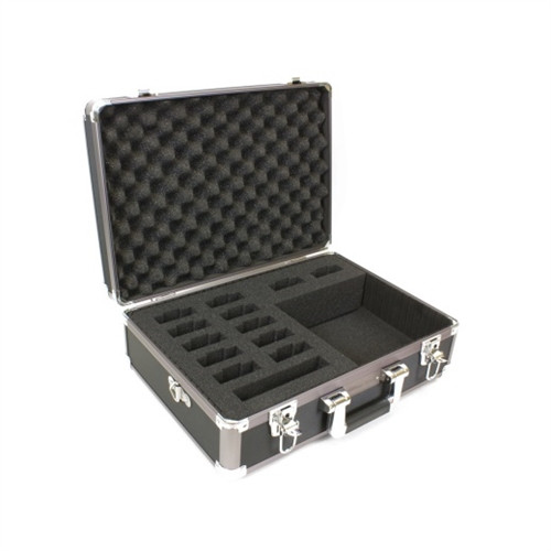 Williams Sound Large Body Pack System Briefcase (12 SLOT)