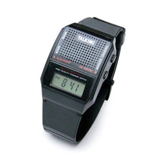 LIBERTY Low Vision Square Economical Talking Watch