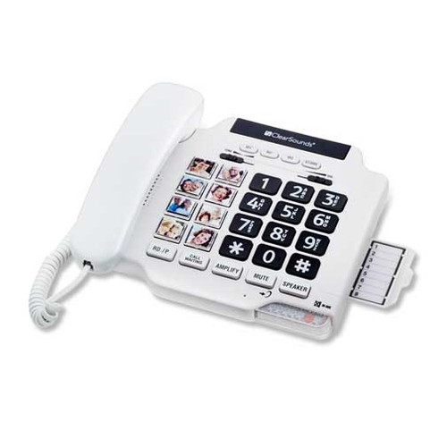 ClearSounds CSC500 Amplfied Corded Spirit Telephone