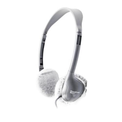 "HygenX Sanitary Ear Cushion Covers (2.5"" White, Bulk Bag - 1,000 Pairs) - for On-Ear Headphones and Headsets"