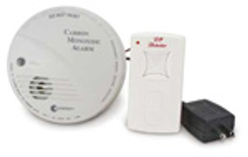 Carbon monoxide Detector with transmitter