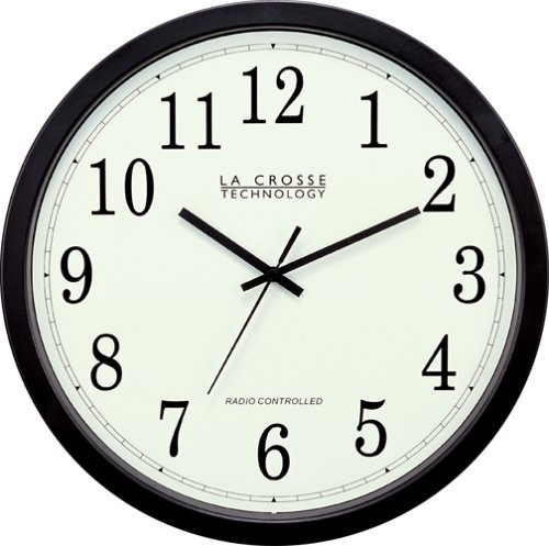 14 atomic analog clock liberty health supply