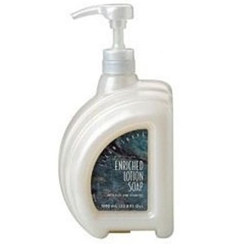 Clean Shape Enriched Liquid Lotion Soap - 33.8oz. Pump Bottle