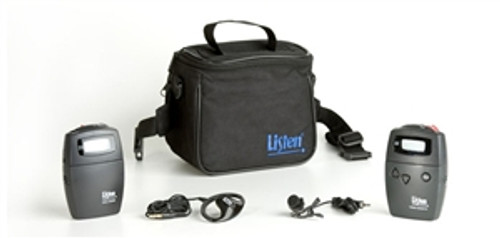 Personal RF System by Listen Technologies