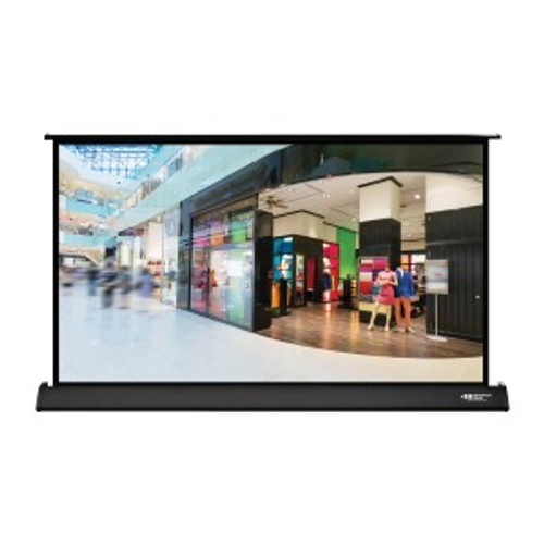 """HamiltonBuhl 40"""" Diag. (20x35) Tabletop Projector Screen, HDTV Format, Matte White Fabric"""