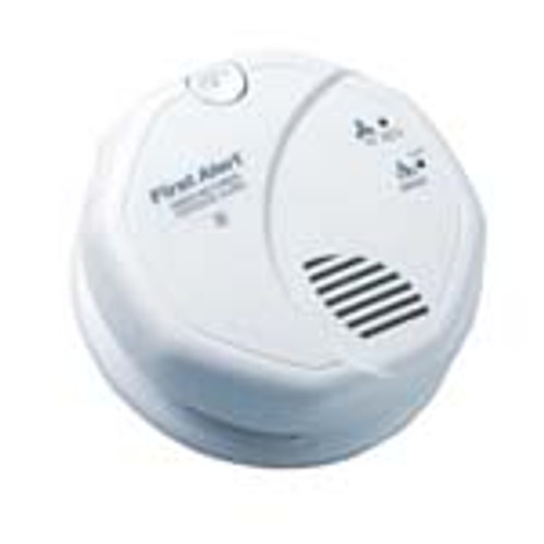 SC7010B Hardwired Smoke/CO detector with bat backup -photoelectric