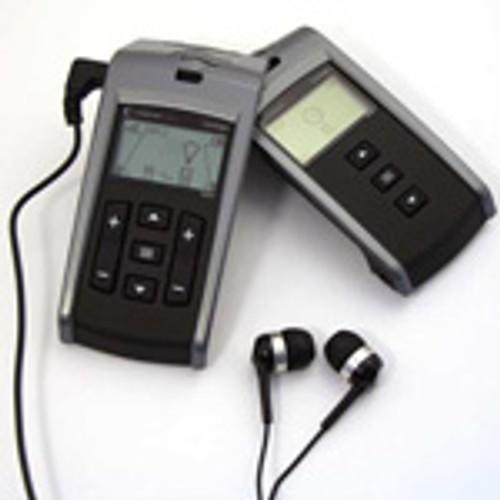 Comfort Contego W/ Headphones & Earphones