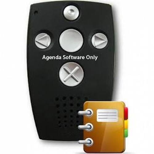 Agenda Add-On For Milestone 312 (Software)