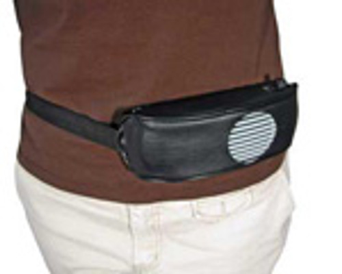 Chattervox Waistpack Leather