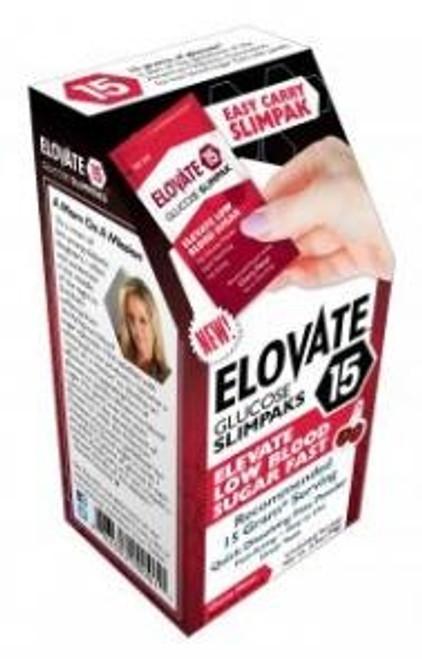 Elovate 15 Glucose - Box of 6 Slimpaks
