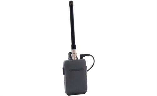 Comtek M-216 Option P7 Digitally Synthesized Wireless Portable Microphone Transmitter