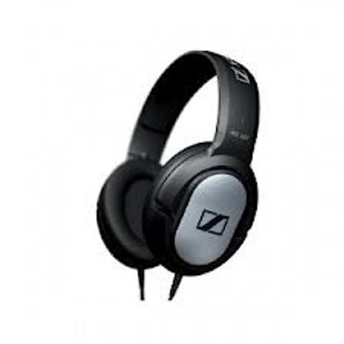 SENNHEISER HD201 Lightweight Over-Ear Binaural Headphones