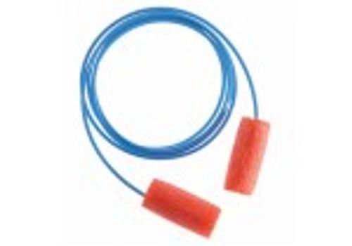 Howard Leight Matrix No Roll Earplugs - Corded (100 pairs)