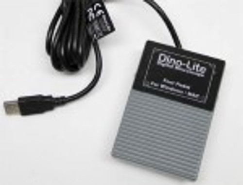 Dino-Lite Foot Pedal for Image Capture