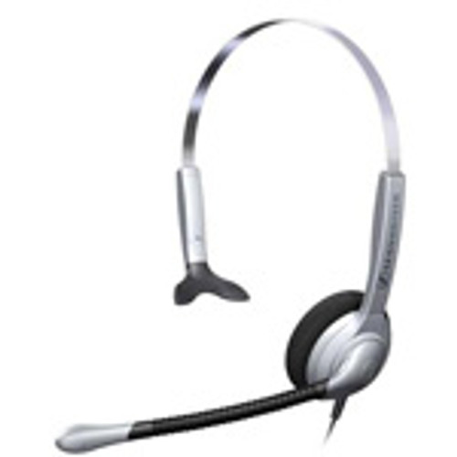 SENNHEISER Monaural Professional Headset w/ Noise Cancelling Mic