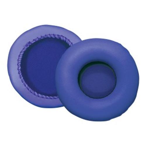HamiltonBuhl KidzPhonz Replacement Ear Cushions, Blue