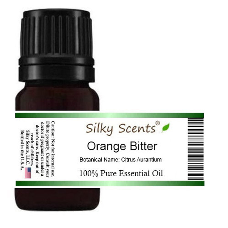 Orange Bitter Essential Oil