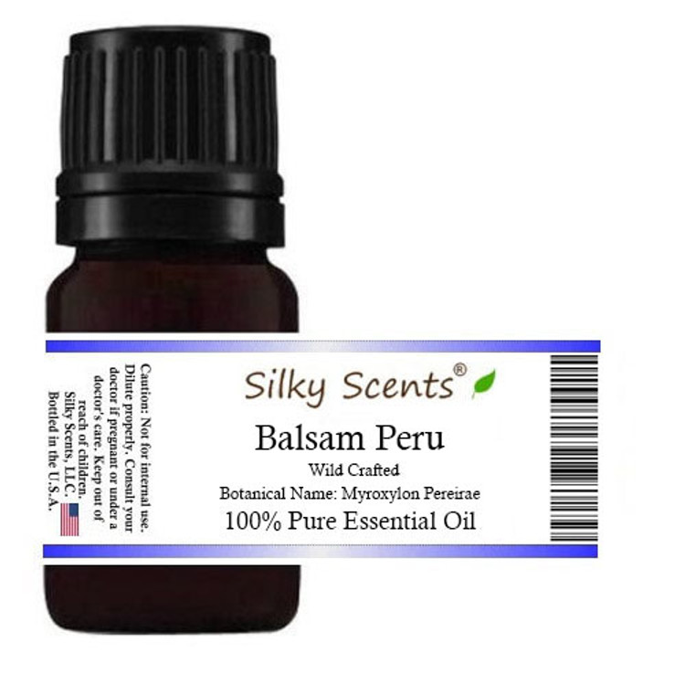 Balsam Peru Wild Crafted Essential Oil