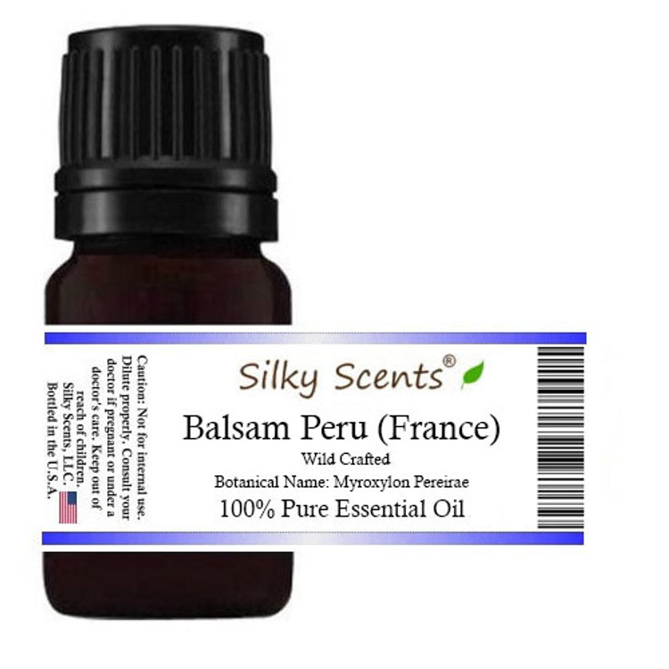Balsam Peru (France) Wild Crafted Essential Oil