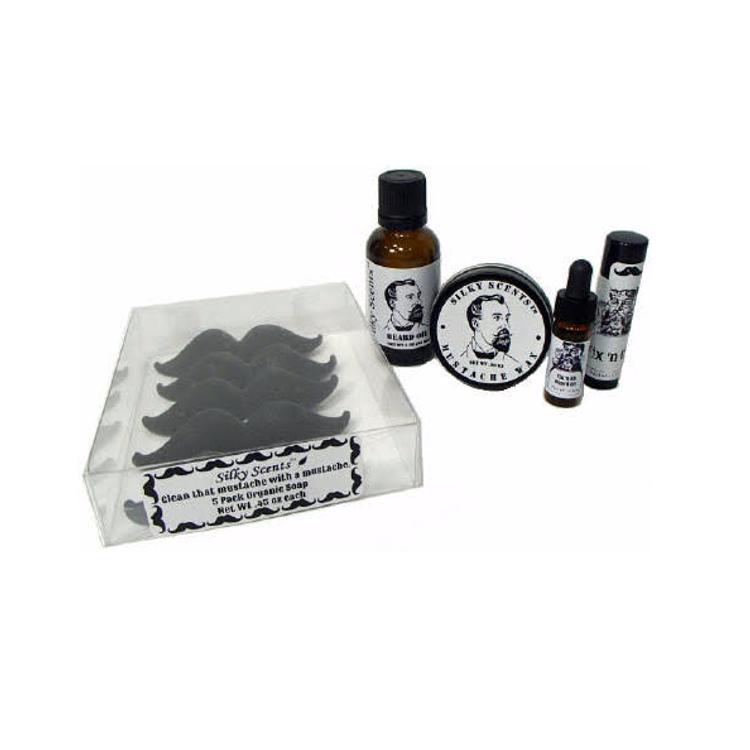 Mustache & Beard Package (Set of 5)