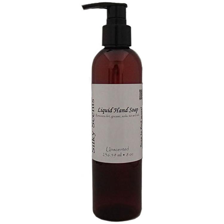8 oz Liquid Hand Soap