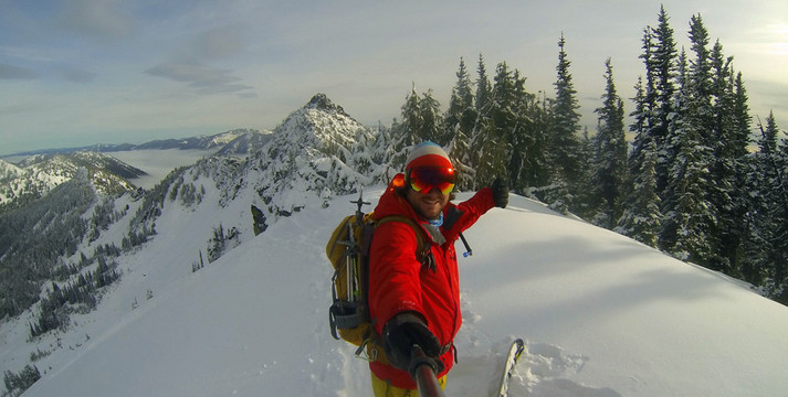 Splitboarding with Team Rider Jeff Steele